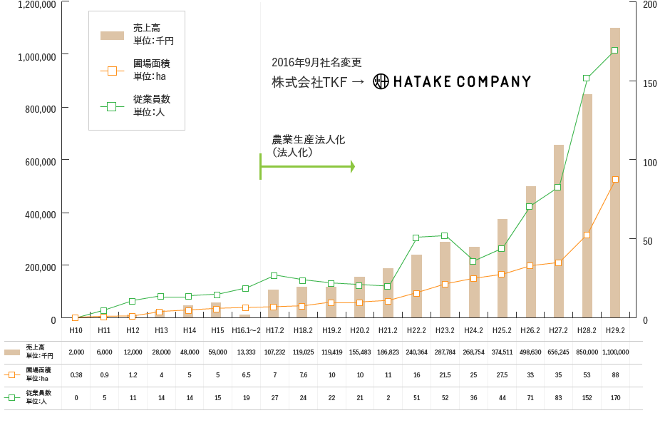 hatake company